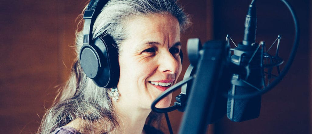 After several iterations of your video cut using a test voice over, you will finalise your voice over script. Now is the time to commission a voice over artist to read the final script for you.